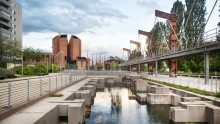 Rigenerazione urbana: il nuovo Parco Dora a Torino