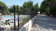 Recinzioni metalliche perimetrali e riqualificazione: il progetto del Camping San Marco