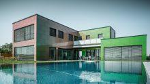 Rivestimenti facciate: superfici cangianti per un progetto residenziale in Austria