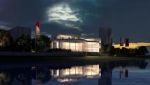 Piuarch realizzerà il Centro Congressi Ekaterinensky in Russia