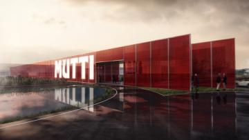 Carlo Ratti Associati progetterà il restyling dello stabilimento Mutti