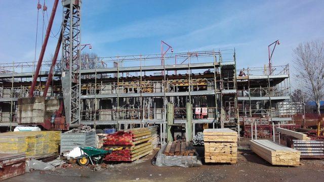 Edilizia sportiva: i lavori per il nuovo impianto sportivo del Rugby a Rho