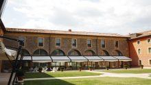 La riqualificazione di un monastero del XIV secolo trasformatosi nell'Hotel Veronesi La Torre
