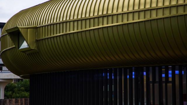 Il nuovo edificio del centro per l 39 arte contemporanea luigi pecci di prato - Architetto prato ...