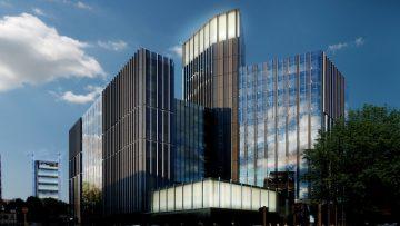 Architettura uffici: Park Associati a Milano per il Pharo Business Center