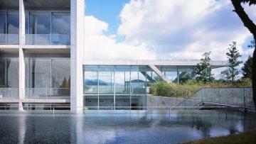 Tadao Ando in Giappone per il Setouchi Aonagi Luxury Hotel