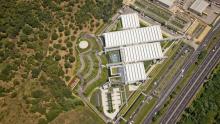 Alle Fabbriche giardino di Prada il Brand&Landscape Award