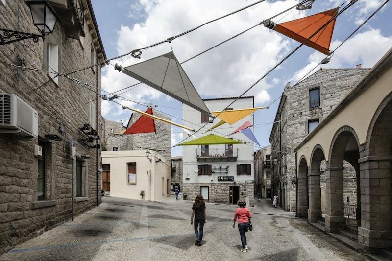 Piazza Faber, nell'intervento realizzato da Alvisi + Kirimoto su idea di Renzo Piano © Luigi Filetici