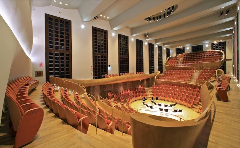 L'Auditorium Giovanni Arvedi © Arkpabi