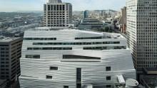 Snøhetta completa l'ampliamento del SFMoma di San Francisco