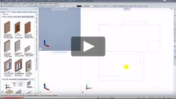 Struttura Opera per l'organizzazione del modello BIM: il video di Allplan