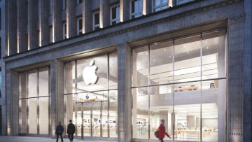 Il design degli Apple Store in dieci punti