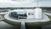 Lo stabilimento Enercon per l'energia eolica firmato da Lothar Tabery