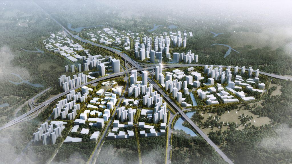 Masterplan China-EU Future City