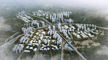 """Progetto Cmr: al via i lavori per il masterplan di """"China-EU Future City"""""""