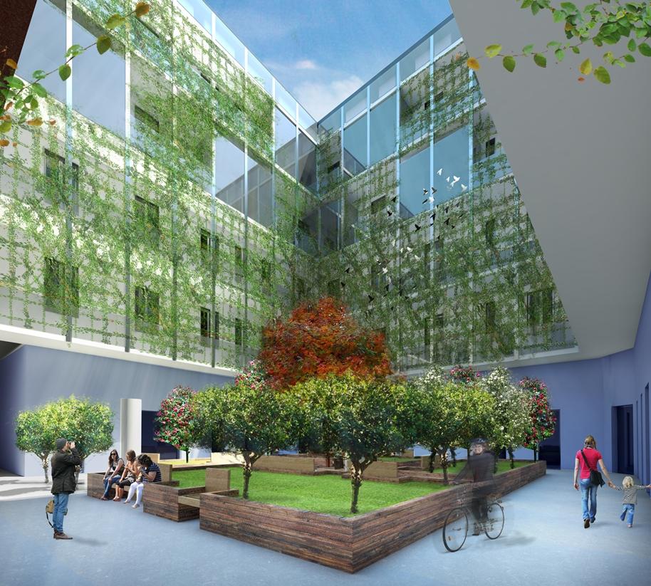 Cohousing a milano parte il progetto coventidue - Architetto a milano ...