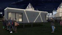 Biosphera 2.0: il modulo itinerante ad alta efficienza energetica è a Riccione