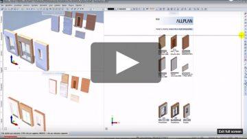 Gli Assistenti BIM: da Allplan un videocorso sul loro utilizzo nella progettazione