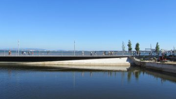 Progetti di Joao Nunes: la riqualificazione della Ribeira das Naus
