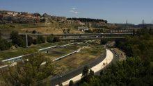 Progetti di Joao Nunes: il centro di depurazione delle acque Etar