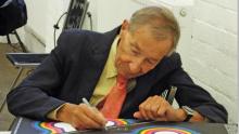 Addio a Giancarlo Iliprandi, maestro del design grafico italiano
