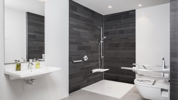 L'arredo bagno senza barriere è la novità di Duravit