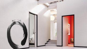 Soluzioni per porte scorrevoli e a battente: Eclisse presenta il nuovo sistema Shodō