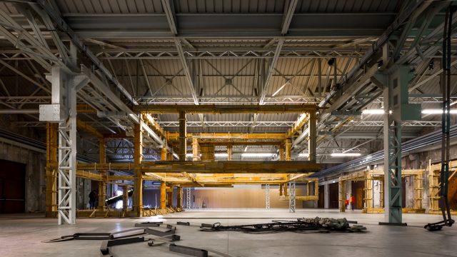 L'Hangar Bicocca a Milano fotografato da Simón Garcia