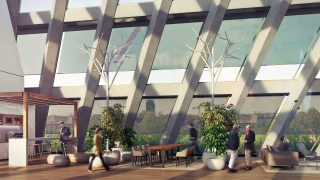 Microsoft italia sceglie degw per la nuova sede nel centro di milano - Architetto interni milano ...
