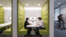 Sky Italia si affida a DEGW per il nuovo Building 3