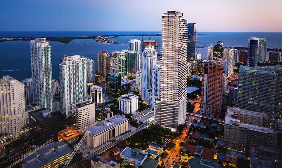 La Brickell Flatiron a Miami