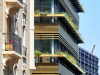 "Edilizia per uffici: un guscio vegetale per ""Les Horizons di B+C architectes"