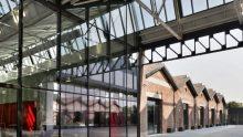 Piuarch per Gucci: la nuova sede di Milano ricavata in un'ex fabbrica aeronautica