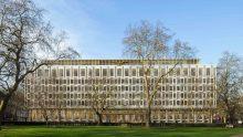 Ambasciata Usa a Londra di Eero Saarinen:  stop al 'restyling' di Chipperfield