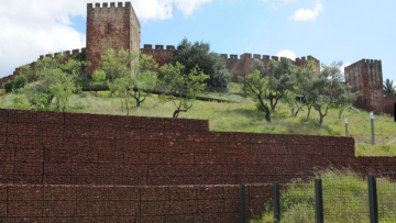 Progetti di Joao Nunes: il Castello di Silves