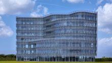 Architettura uffici: progettazione bioclimatica per la nuova sede della Forti