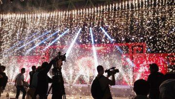 Progetto Cmr in Cina: dirige i lavori del più grande centro sportivo indoor