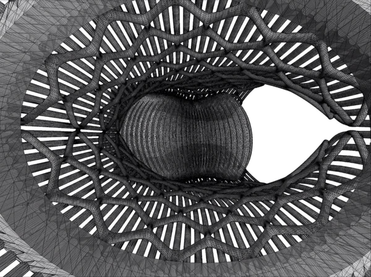 Ross Lovegrove - Ilabo - concept 5 - courtesy of Harvard GSD