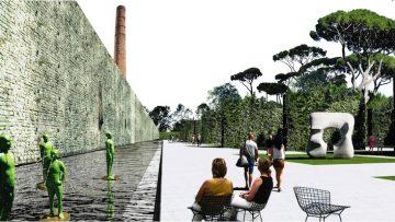 Parco Centrale di Prato: Obr e Michel Desvigne vincono il concorso