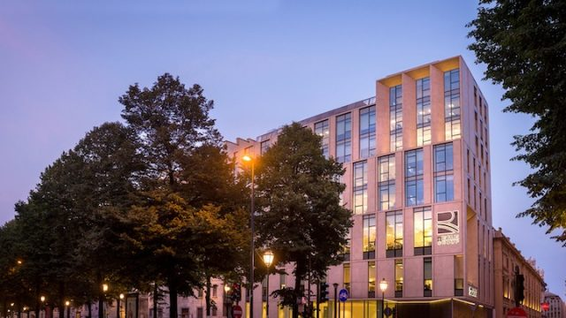 La nuova sede Reale Mutua a Torino di Artecna + Iotti+Pavarani