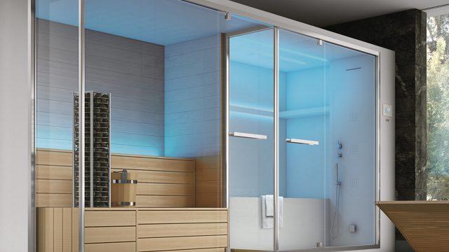 Arredo bagno per gruppo geromin significa creare una spa su misura - Bagno turco domestico ...