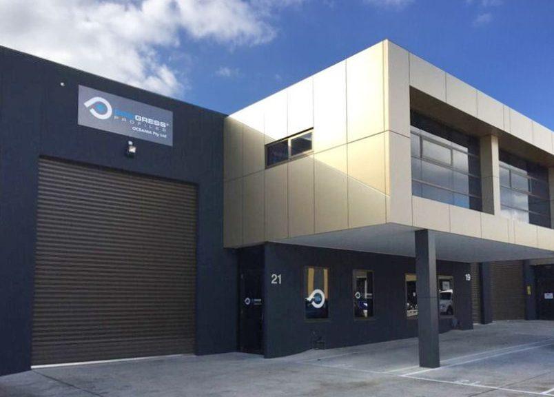 La sede in Australia di Progress Profiles
