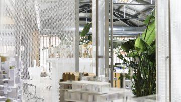 Mario Cucinella sceglie i pannelli compositi trasparenti Bencore ® per il suo Studio MCA a Bologna