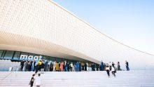 Il MAAT Museum di Amanda Levete Architects a Lisbona