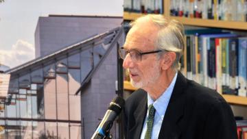 Renzo Piano per la nuova Biblioteca di Ateneo dell'Università di Trento