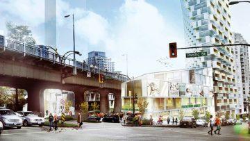 La riqualificazione urbana del futuro: Vancouver House di BIG
