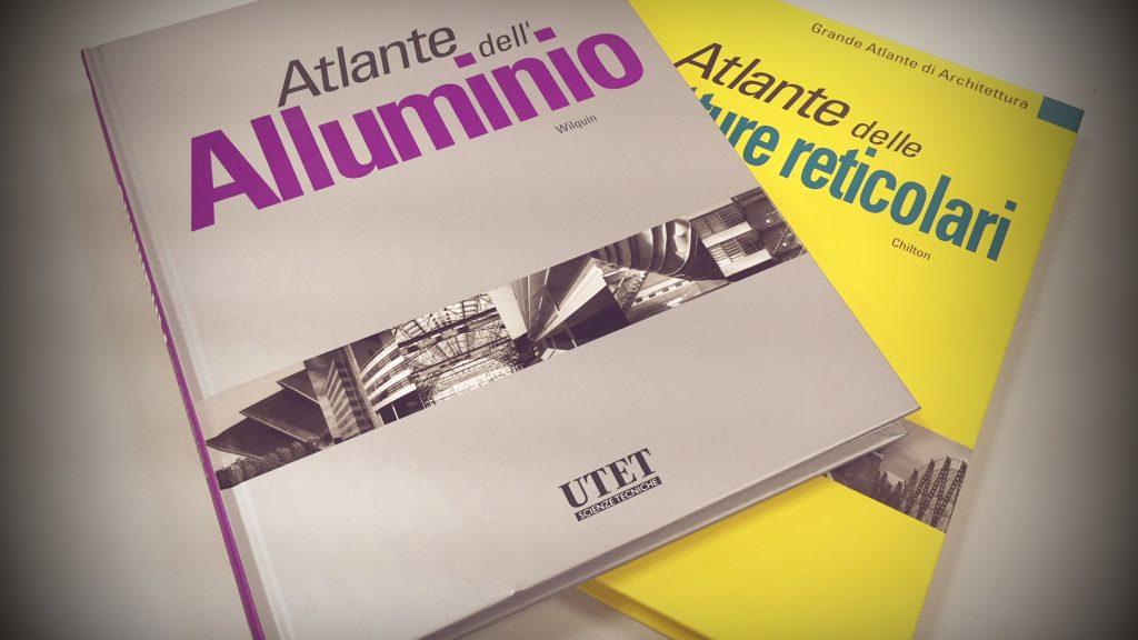 Due dei preziosi Atlanti dell'Architettura UTET Scienze Tecniche, in super sconto solo per il Black Friday 2016