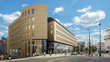 Un nuovo progetto per Varsavia, nuovo polo del lusso europeo: è Ethos