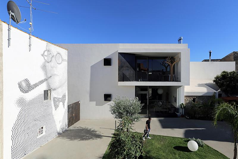 QUID vicololuna a Favara (Agrigento), Lillo Giglia Architecture - (C) Calogero e Salvatore Giglia