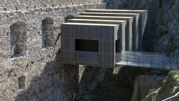L'Architetto italiano dell'anno 2016 è Werner Tscholl